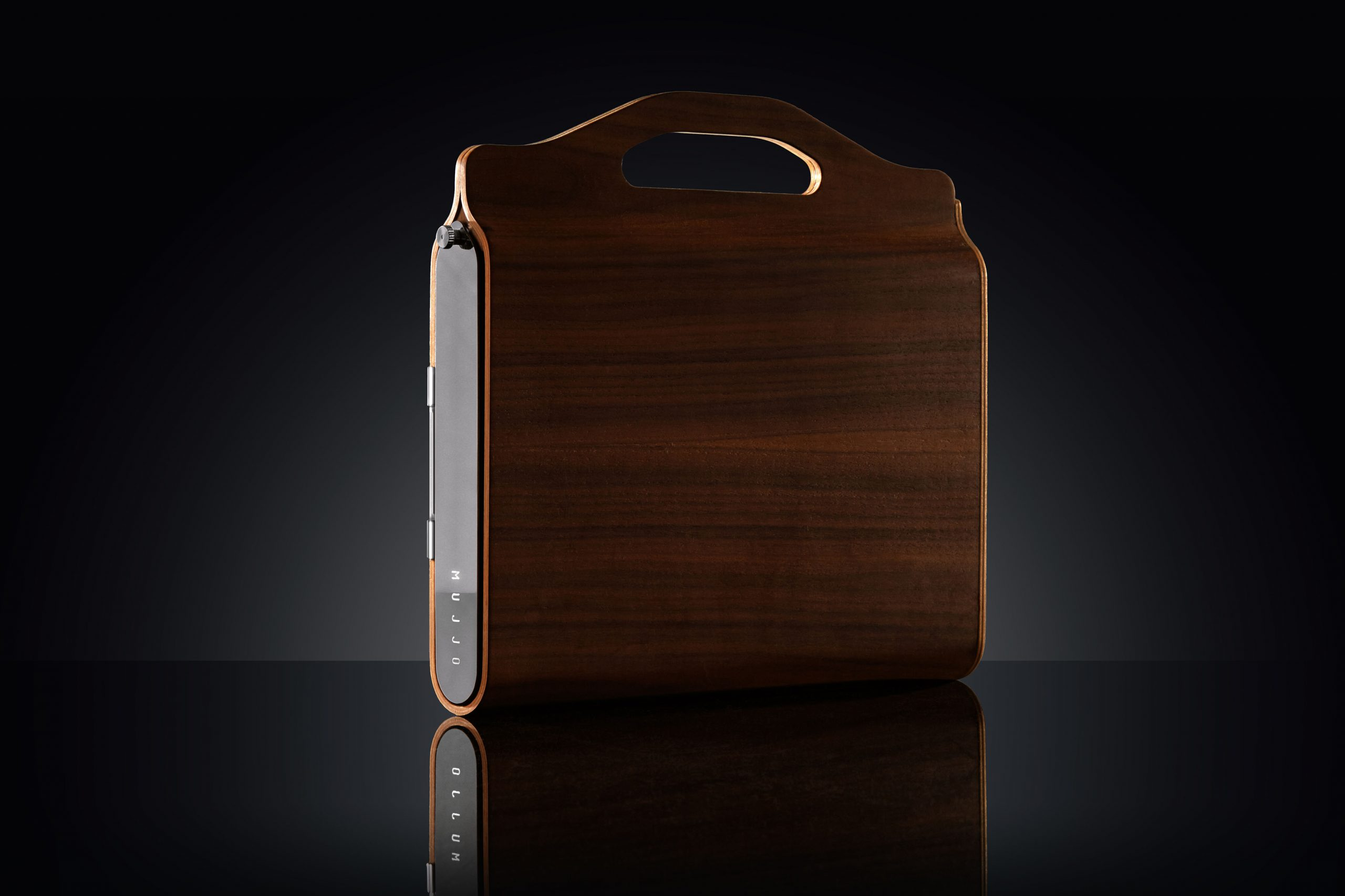 Wooden case for Macbook - 001-HERO_ZONE